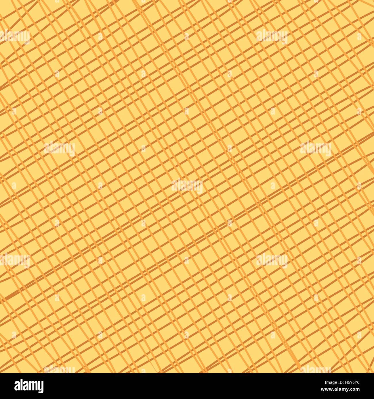 Textile braided background thread  fabric. Vector illustration. - Stock Vector