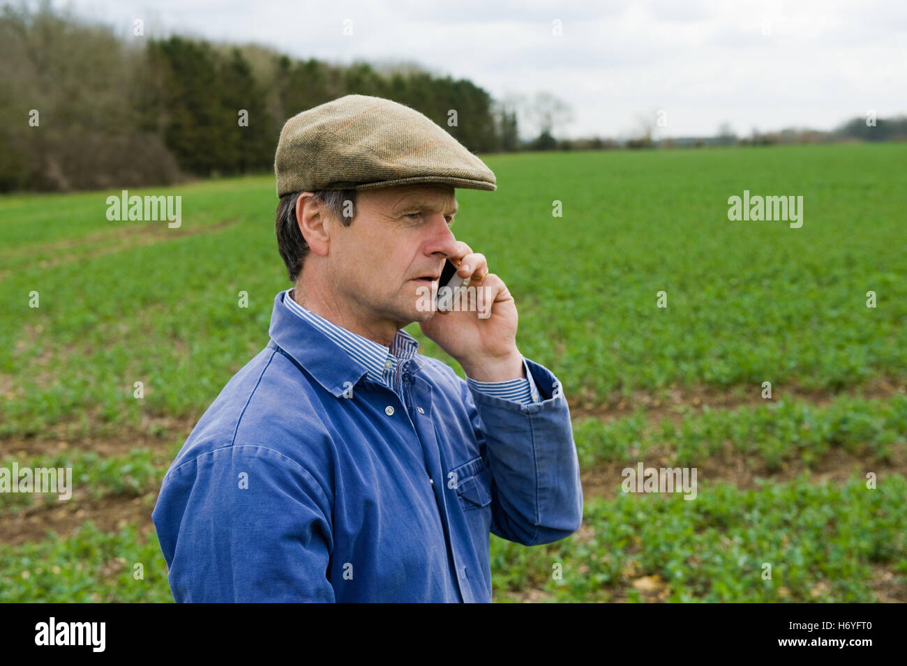 Farmer In Flat Cap Stock Photos   Farmer In Flat Cap Stock Images ... da5a44475490