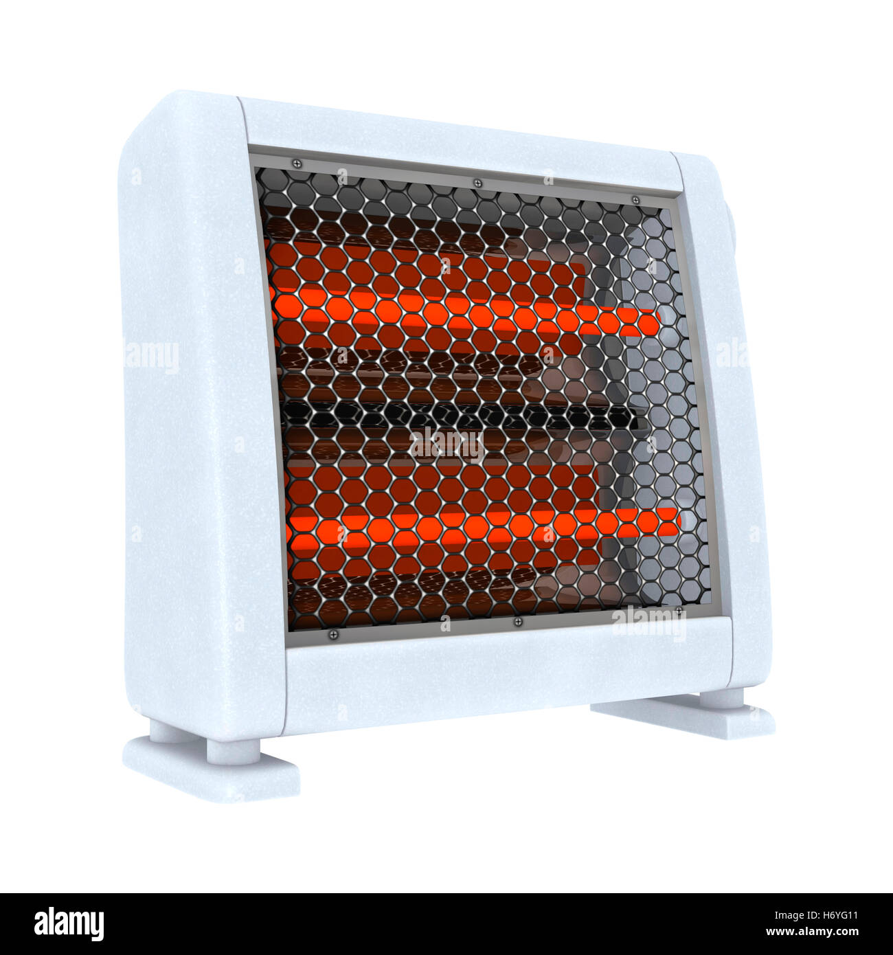 Ceramic Heater Stock Photos Images Alamy 3d Rendering Of A Isolated On White Background Image