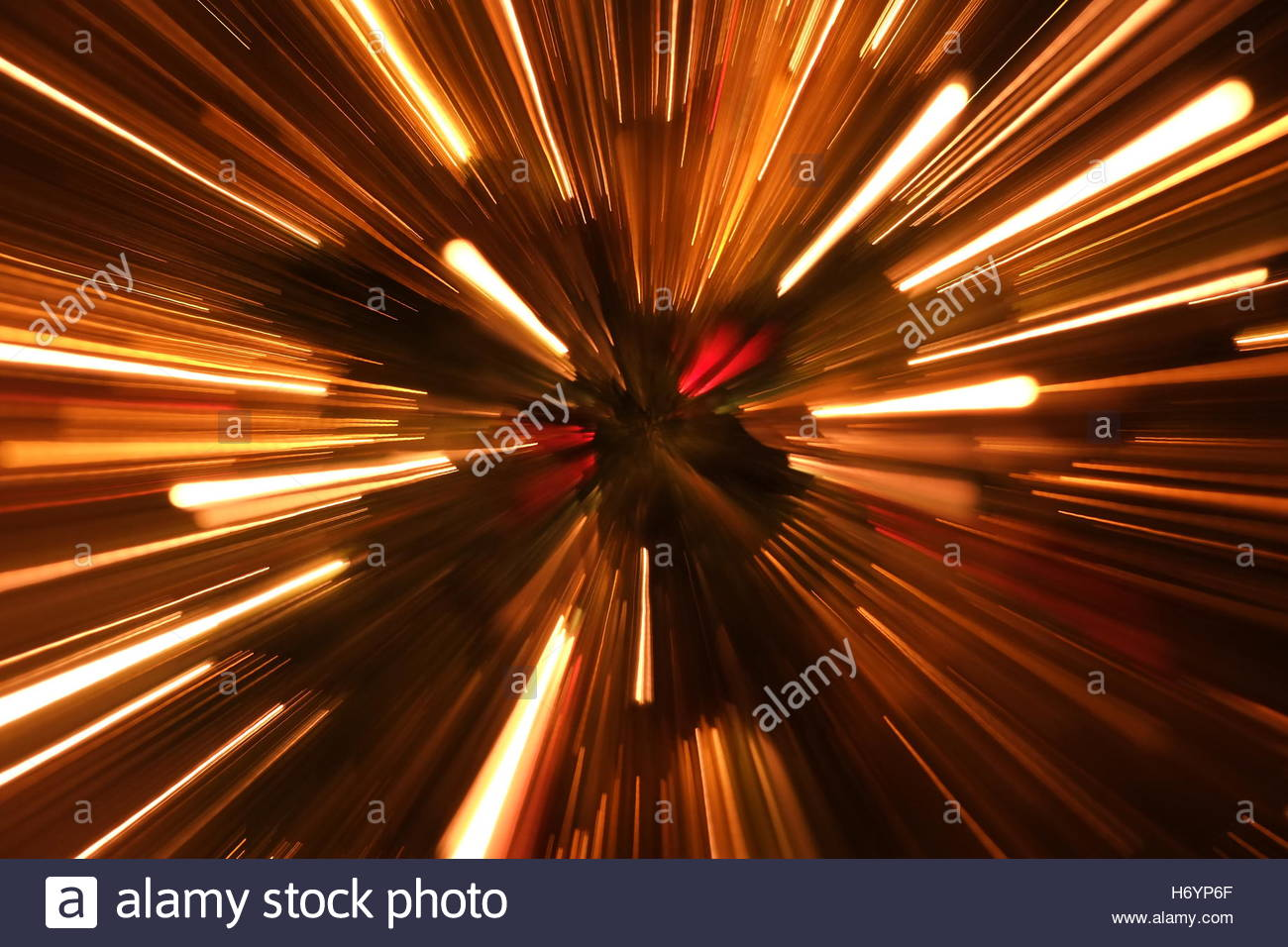 Let's do the Time Warp Again. - Stock Image