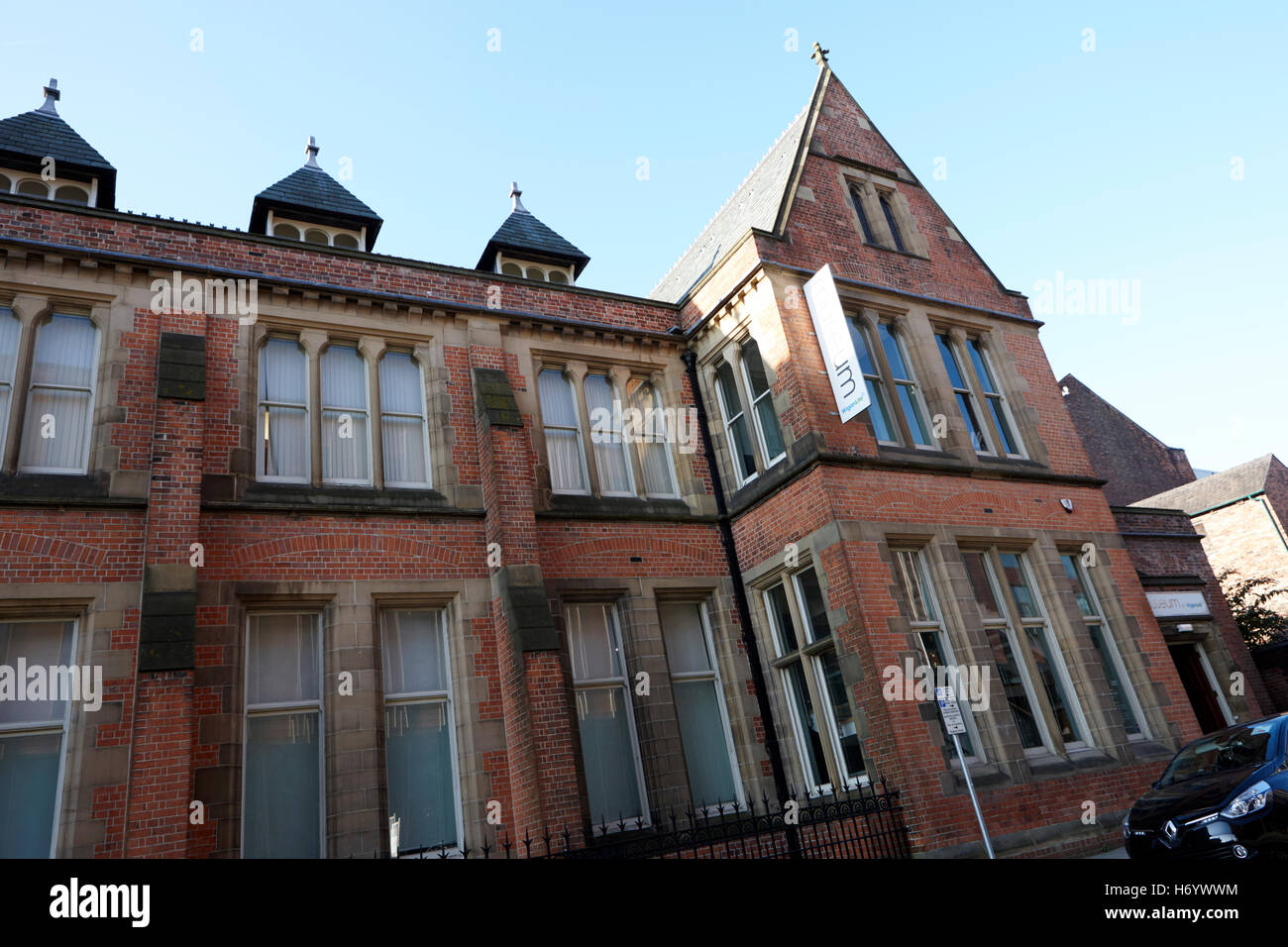 museum of Wigan life England United Kingdom - Stock Image