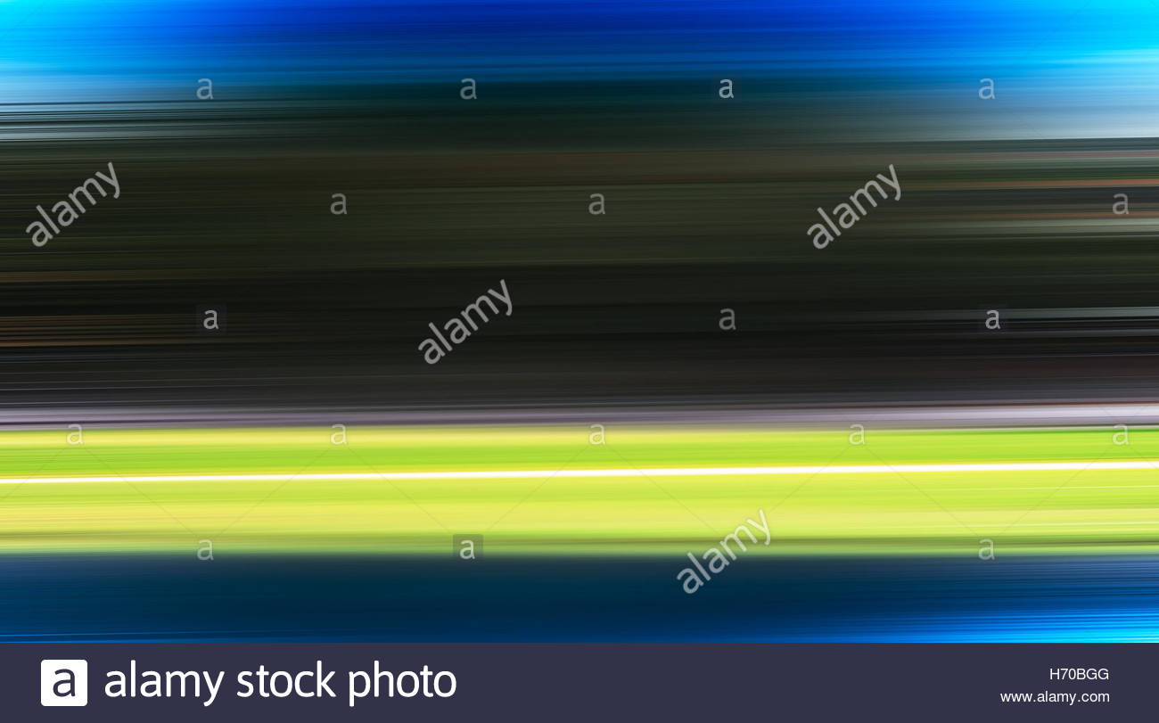 Horizontal Motion Blur Road Transportation Background Hd