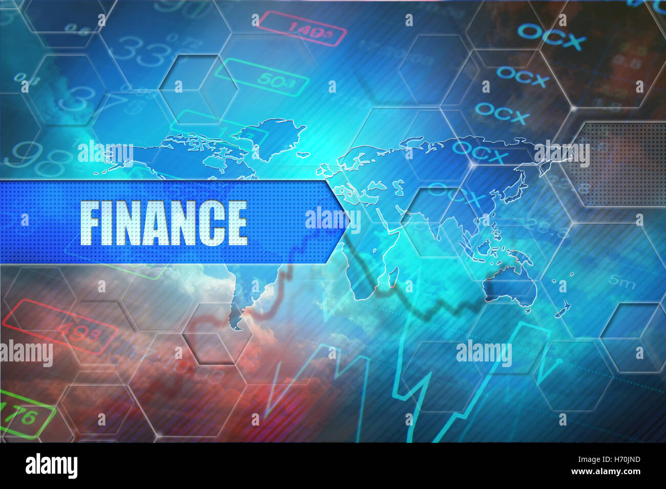 Global Finance Concept Wallpaper For Financial, Global