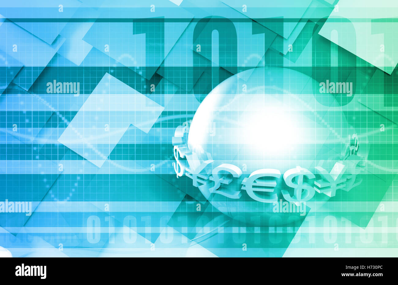 seminar dollar dollars type career presentation model build american currency asia euro europe learn hedge connection - Stock Image