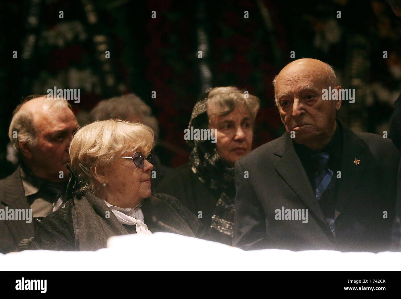 Ivetta Kapralova. In the memory of people she remained the wife of Zeldin 90