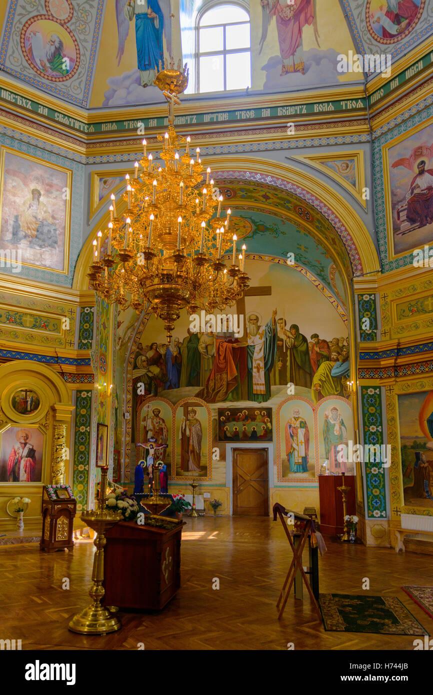 Christian Church - Christian religious community, united by a common faith - Stock Image