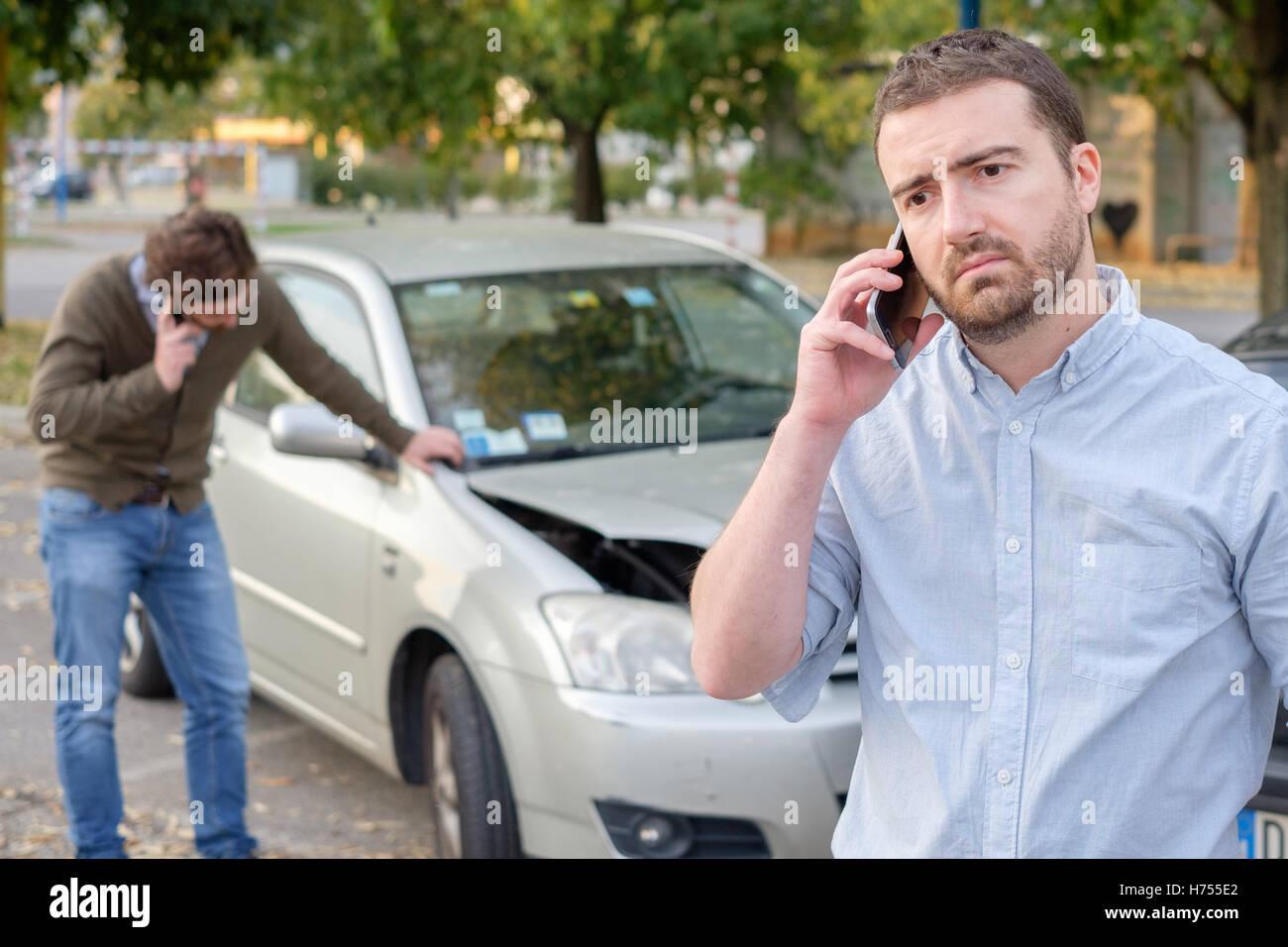 Dented Car Stock Photos Amp Dented Car Stock Images Alamy