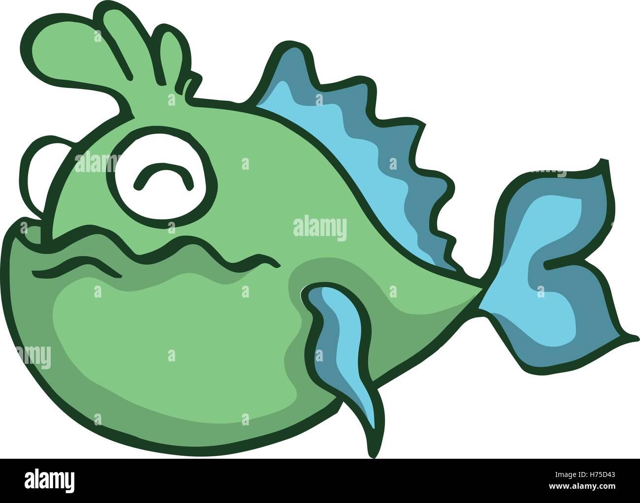 Fish Character Stock Photos & Fish Character Stock Images - Alamy