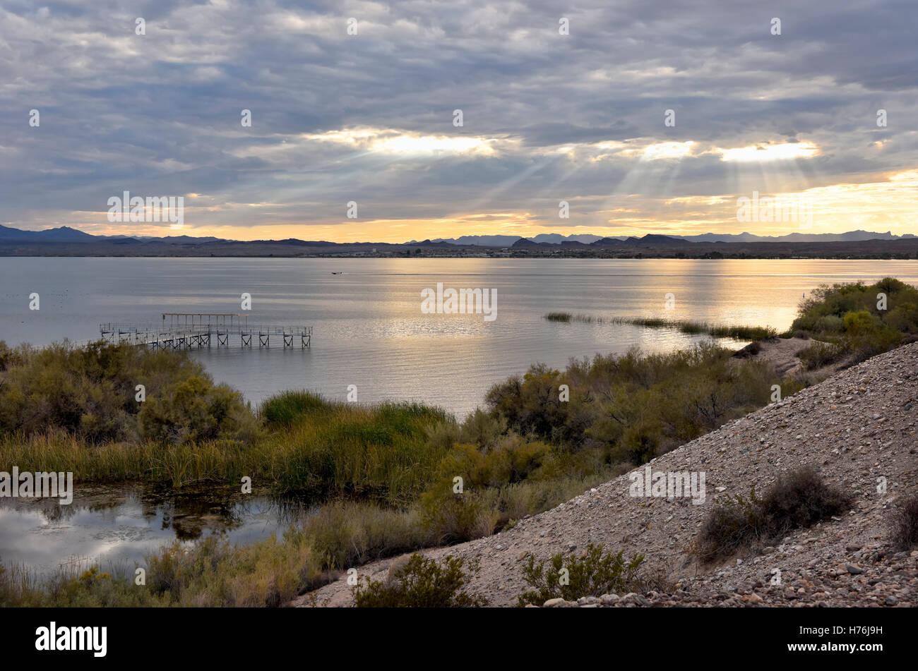 Lake Havasu Arizona - Stock Image