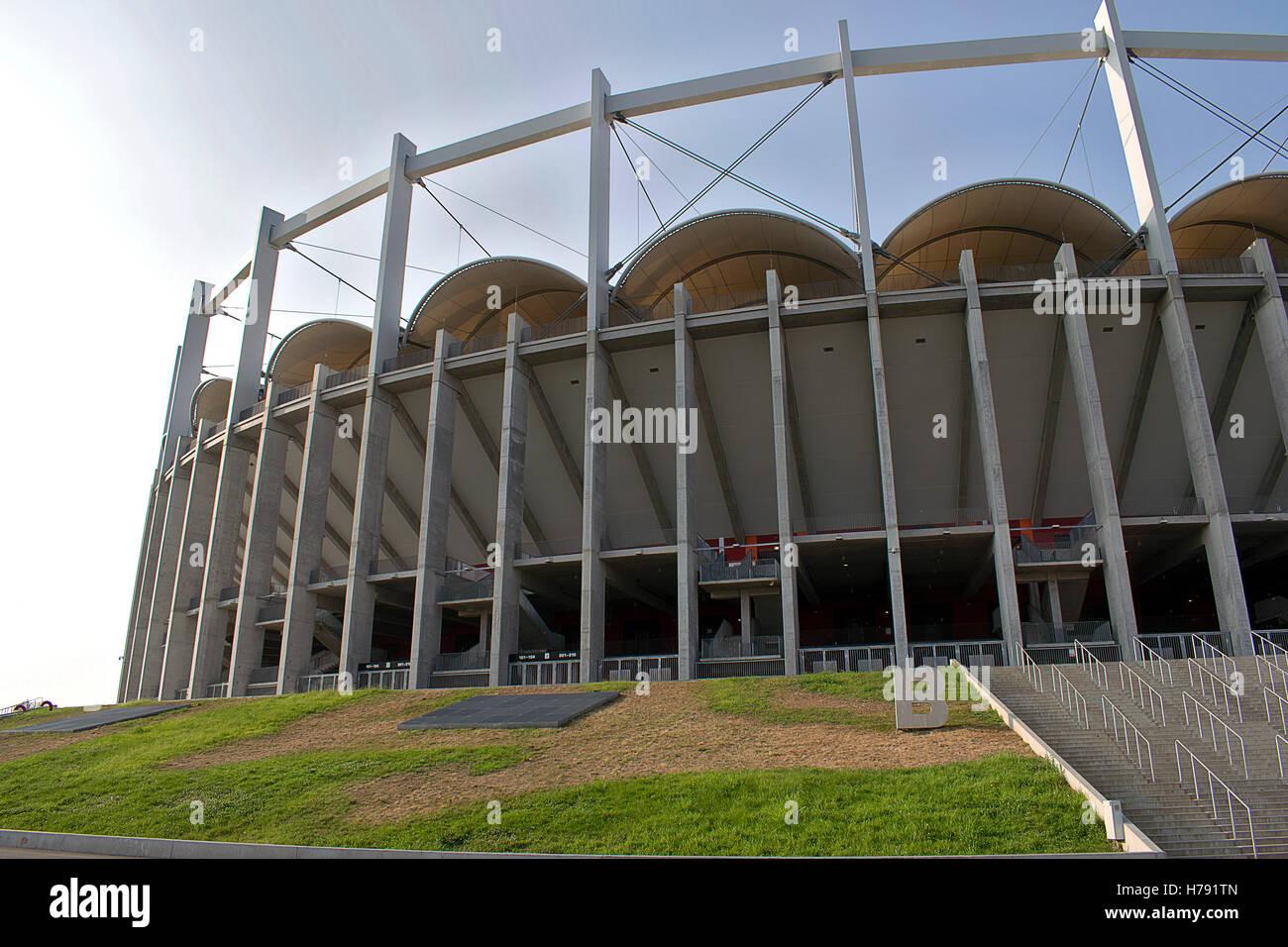 Stadium View - Stock Image