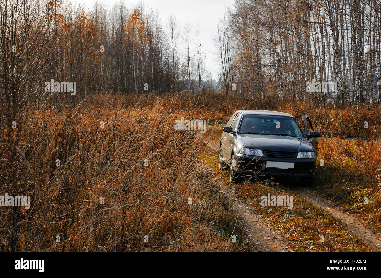 Abandoned Junk Car In Woods Stock Photos Abandoned Junk Car In