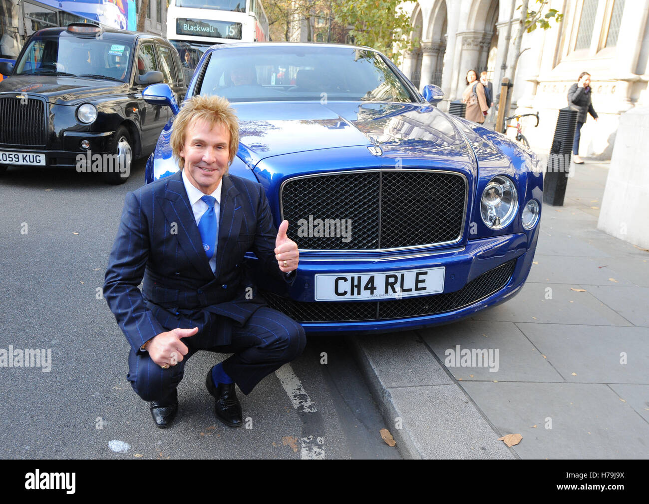 Managing Director Of Pimlico Plumbers Charlie Mullins Outside The High Court In London Where Three Judges Have Ruled Against The Prime Ministers Decision