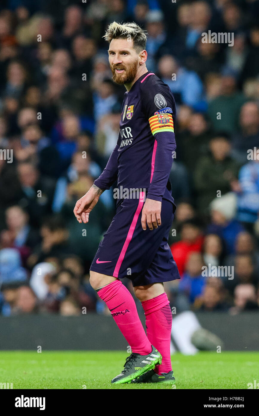 Lionel Messi (Barcelona), NOVEMBER 1, 2016 - Football