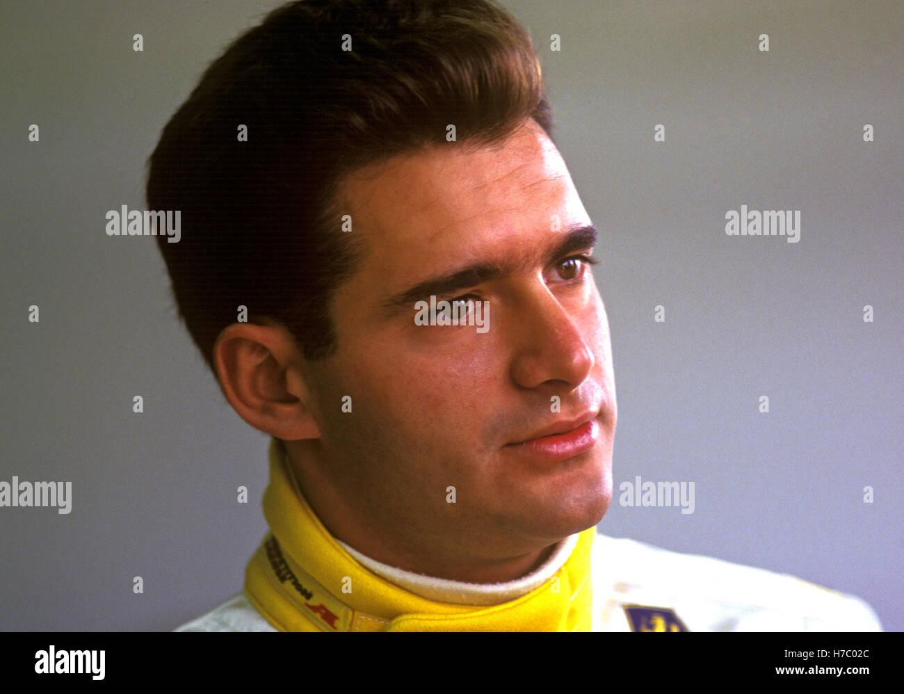 1992 Gianni Morbidelli - Stock Image
