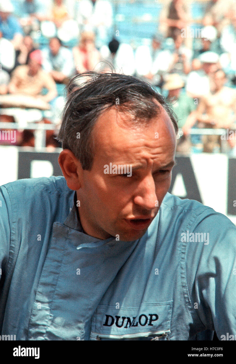 John Surtees Monaco - Stock Image