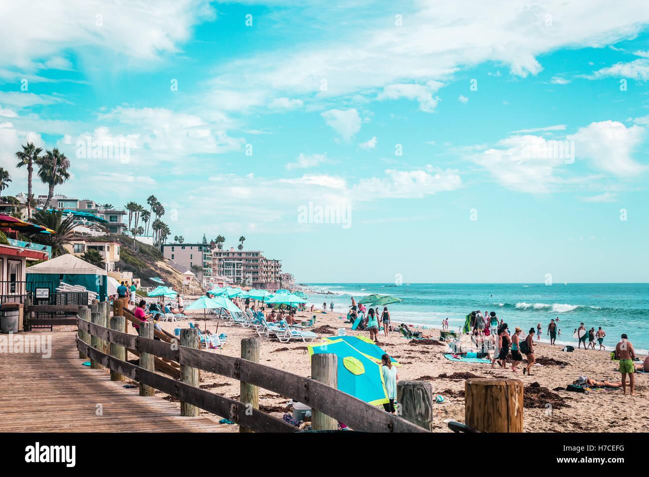 Photo of Laguna Beach, California Stock Photo