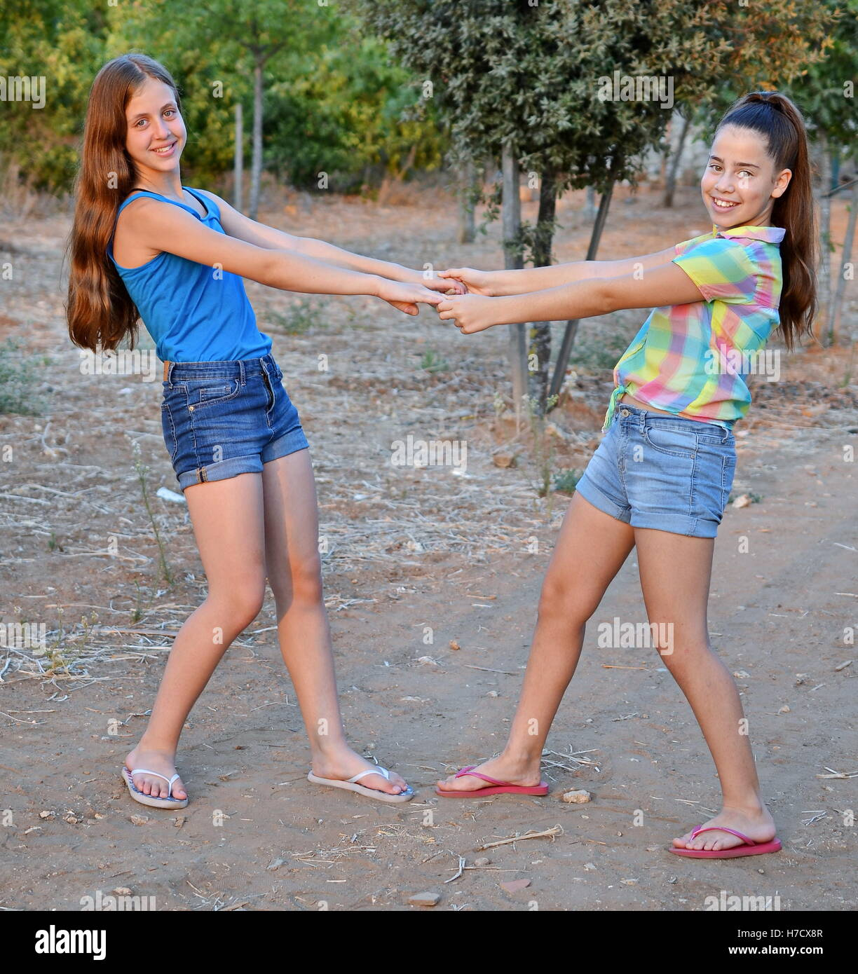 Best teen girl friends pity