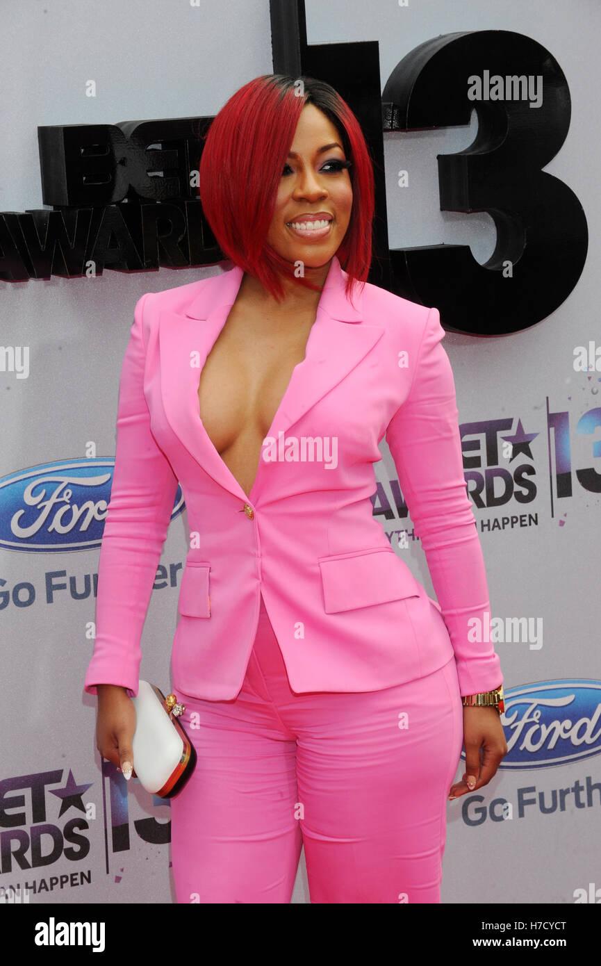 Love And Hip Hop Atlanta Stock Photos & Love And Hip Hop ... K Michelle 2013 Bet Awards