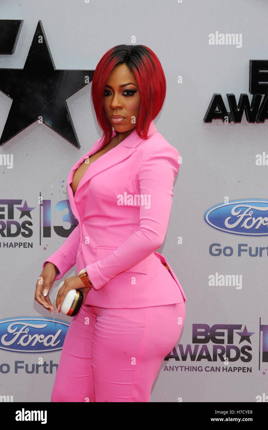 Atlanta Award Stock Photos & Atlanta Award Stock Images ... K Michelle 2013 Bet Awards