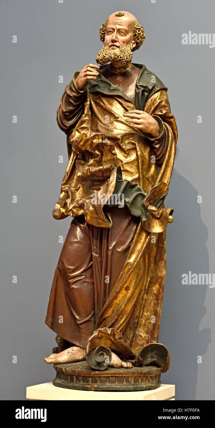 St Peter - Saint Petrus 1520 Bayern Munchen Bavaria Munich German Germany - Stock Image