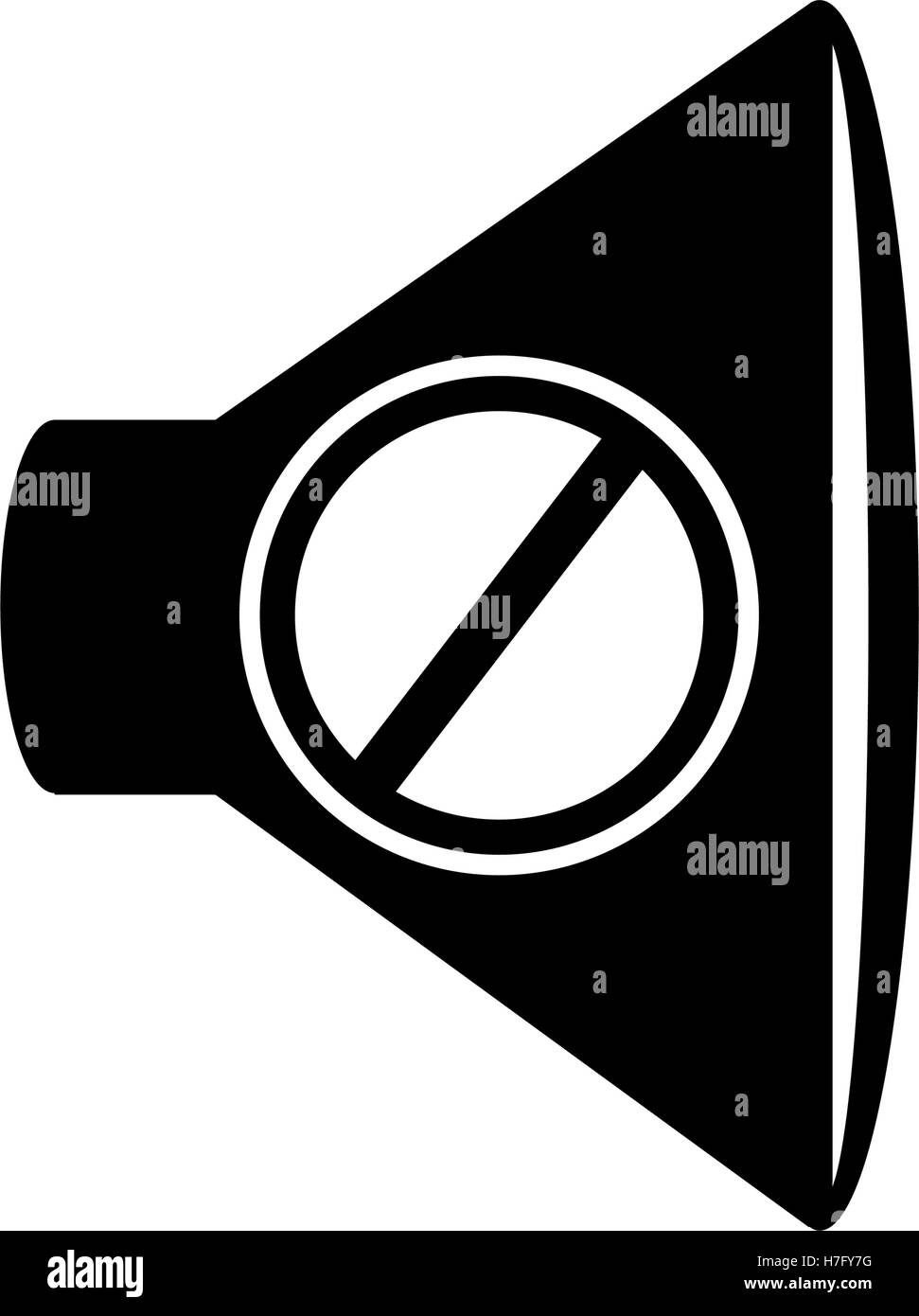 Speaker Vector Vectors Black And White Stock Photos Images Alamy