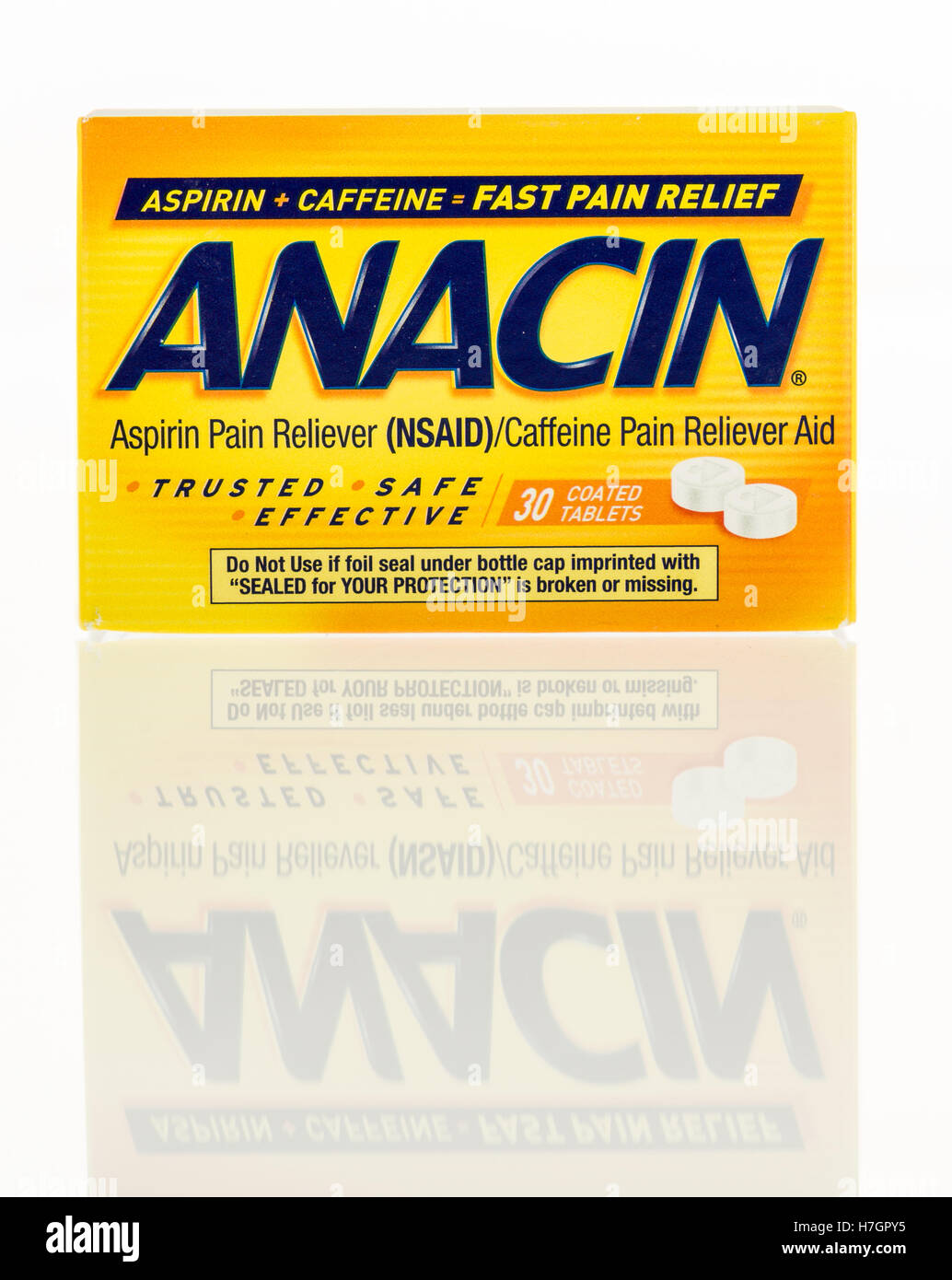 Aspirin Box Stock Photos & Aspirin Box Stock Images - Alamy