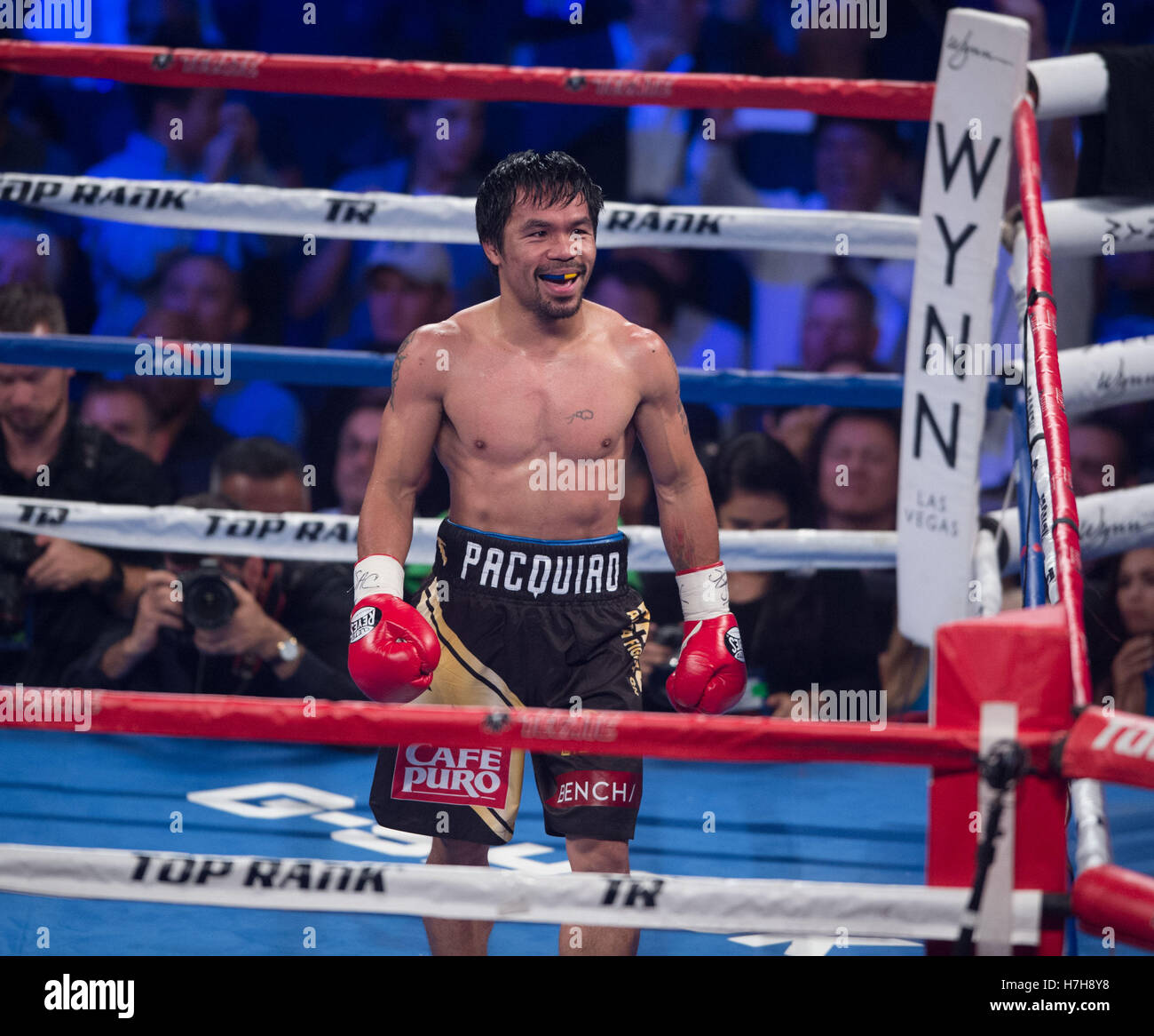 Manny Pacquiao Stock Photos & Manny Pacquiao Stock Images