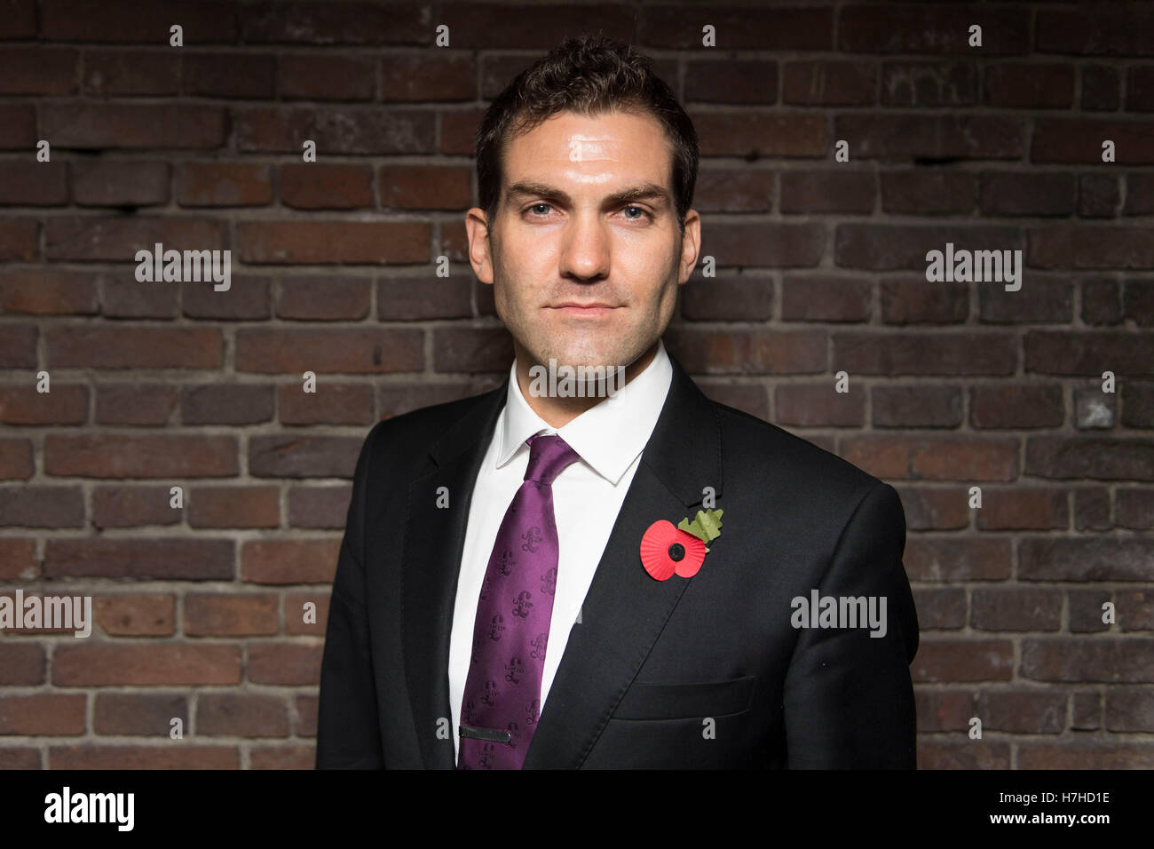 Peter Whittle AM UKIP Member of the London Assembly. - Stock Image