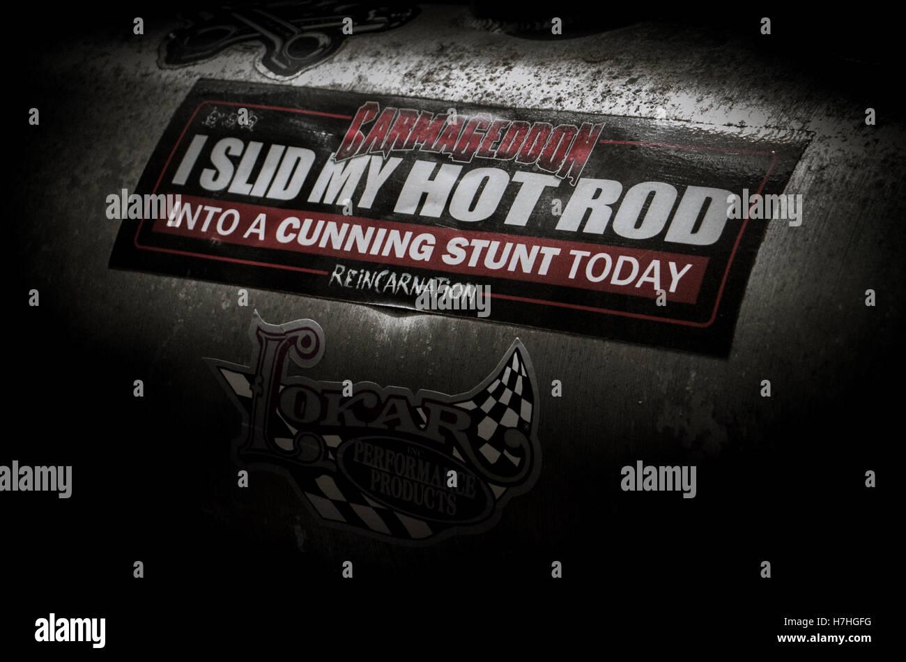 Cunning Stunts - Stock Image