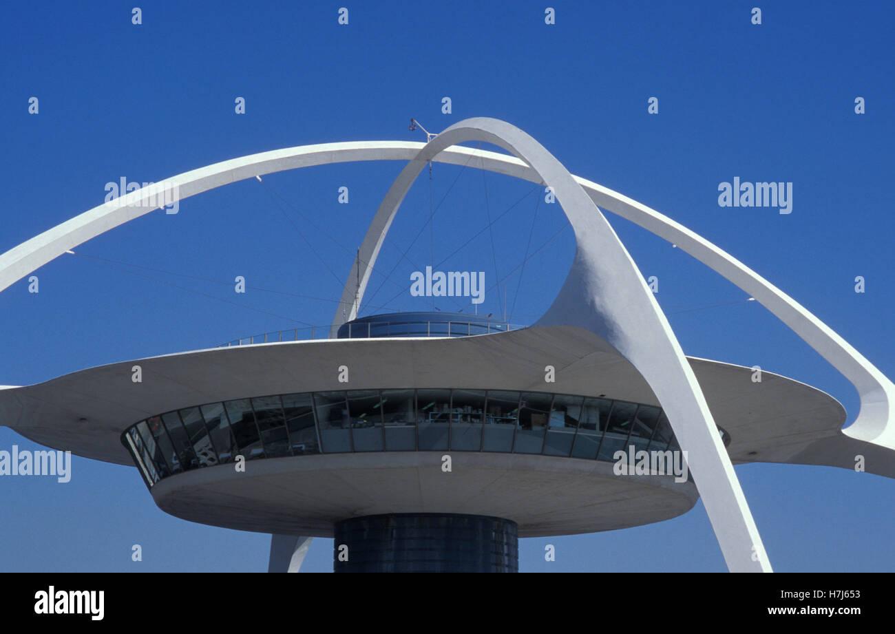 Encounter restaurant, International Airport Los Angeles, California, America, United States - Stock Image