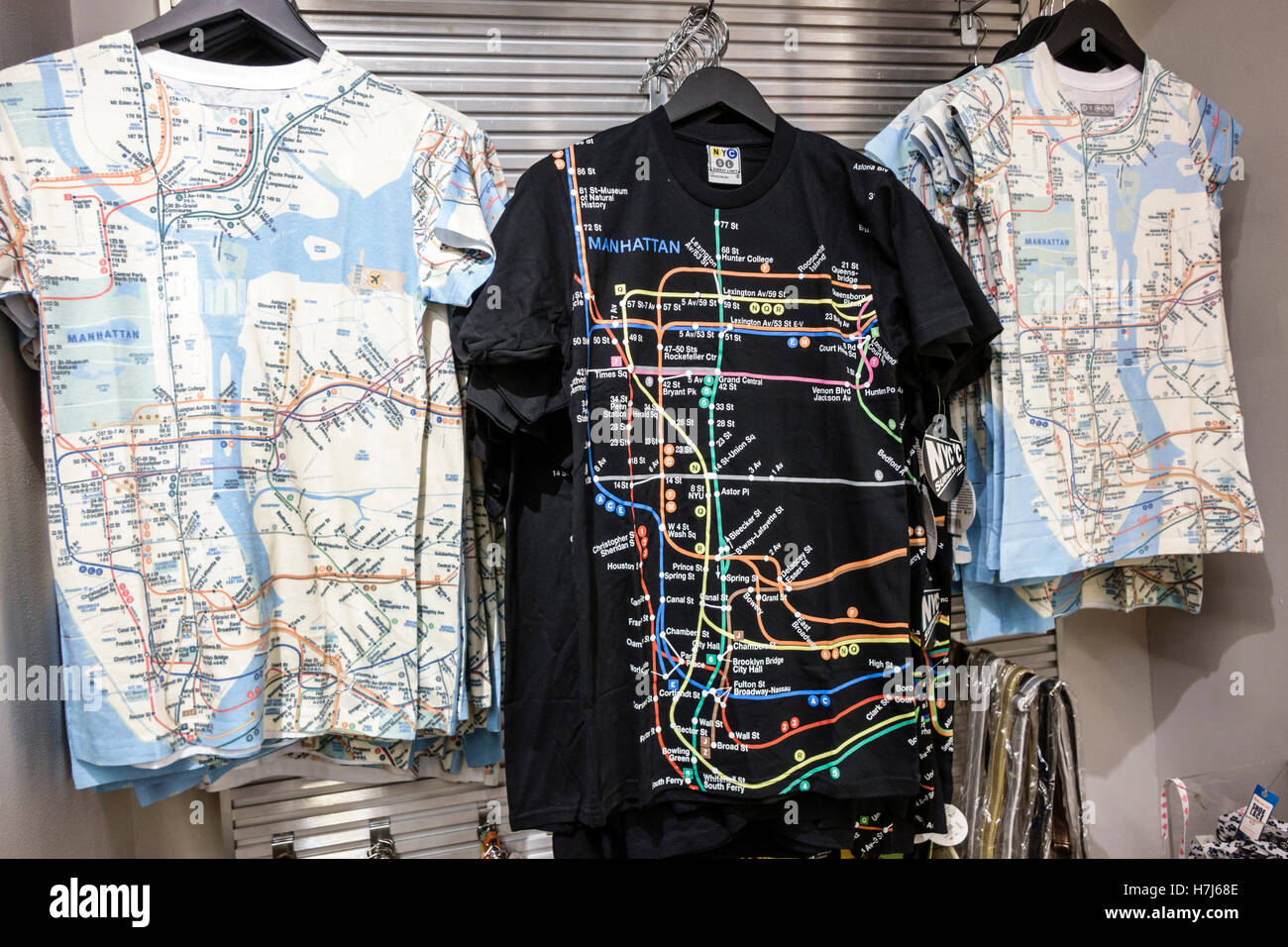 Nyc Subway Map T Shirt.Manhattan New York City Nyc Ny Midtown 30 Rockefeller Center Ge