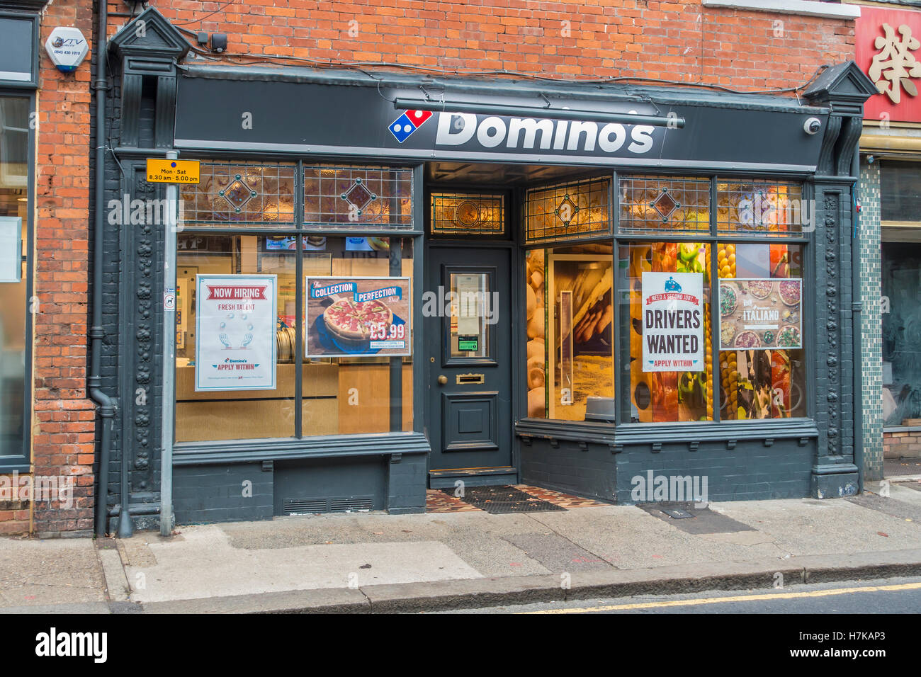 Food Delivery In Waterloo London