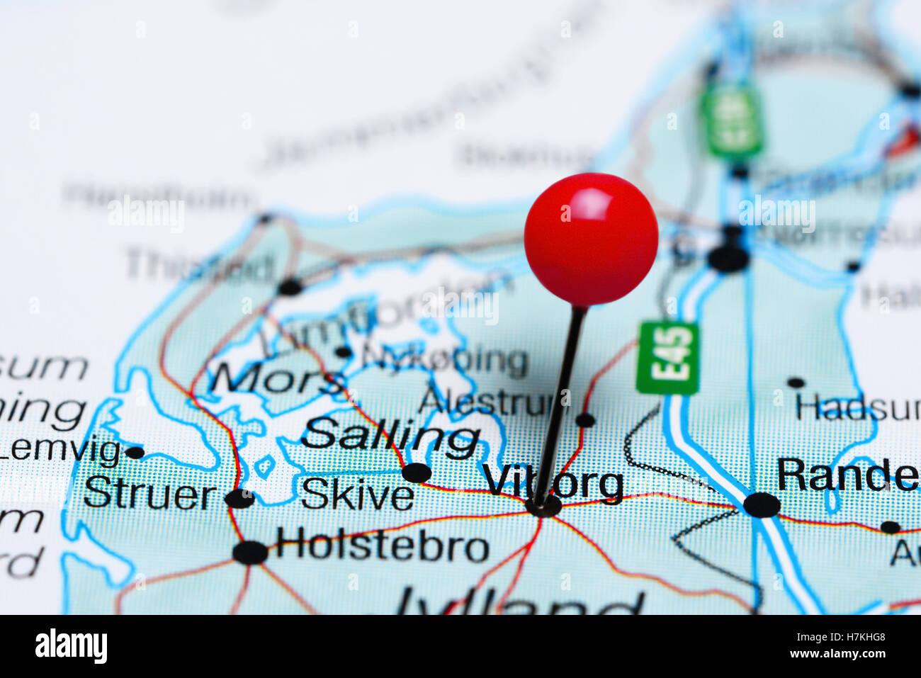 Map Pin Denmark Stock Photos & Map Pin Denmark Stock Images - Alamy