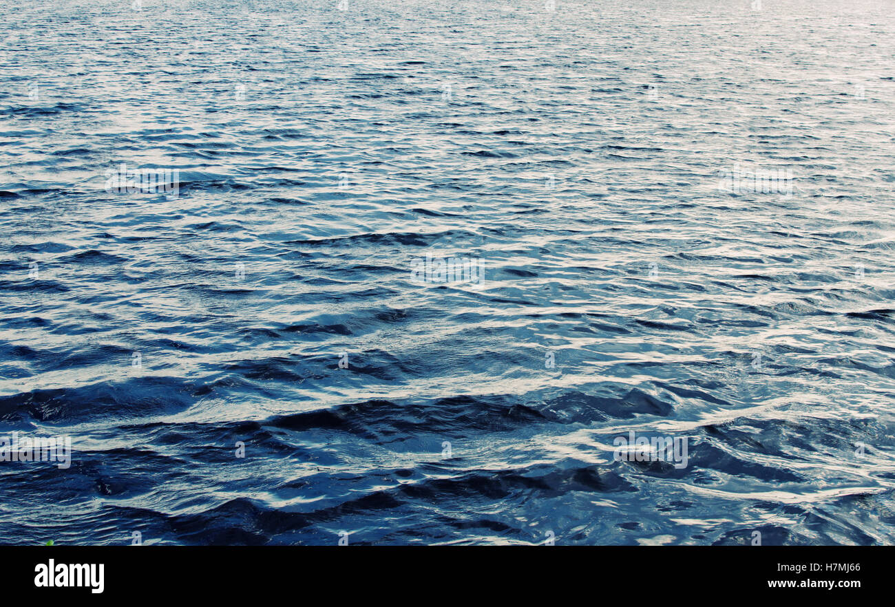 water background - Stock Image