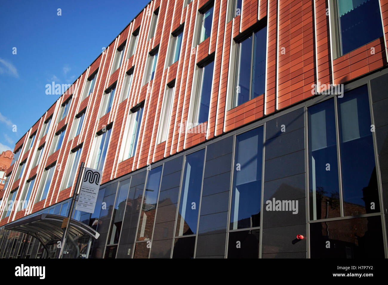 wigan life centre healthy living zone leisure centre england uk - Stock Image