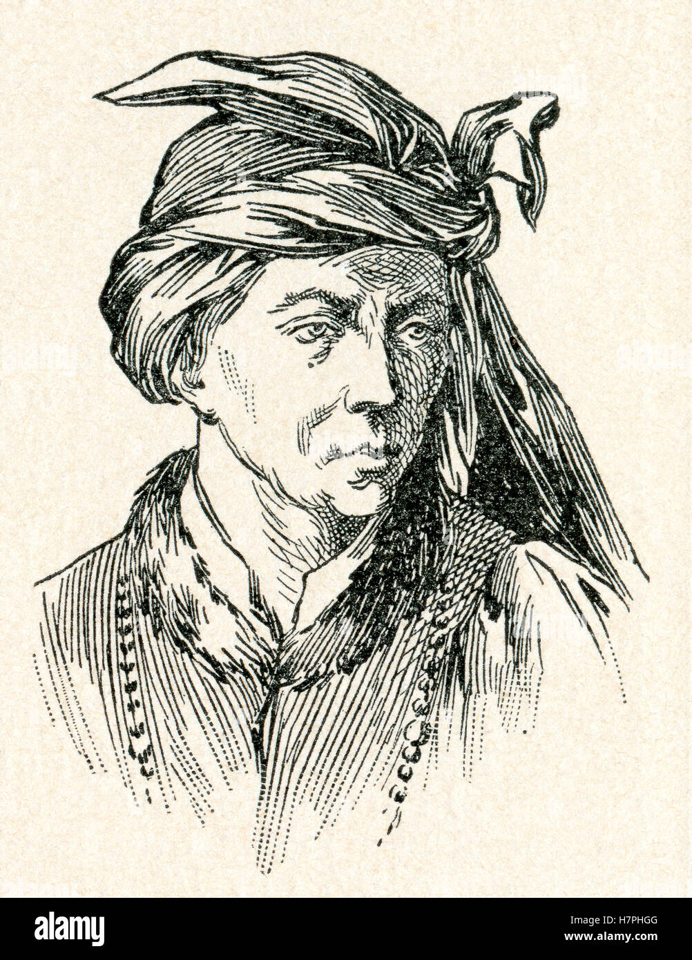 Jan van Eyck,  c. 1390 – 1441.  Early Netherlandish painter. Stock Photo