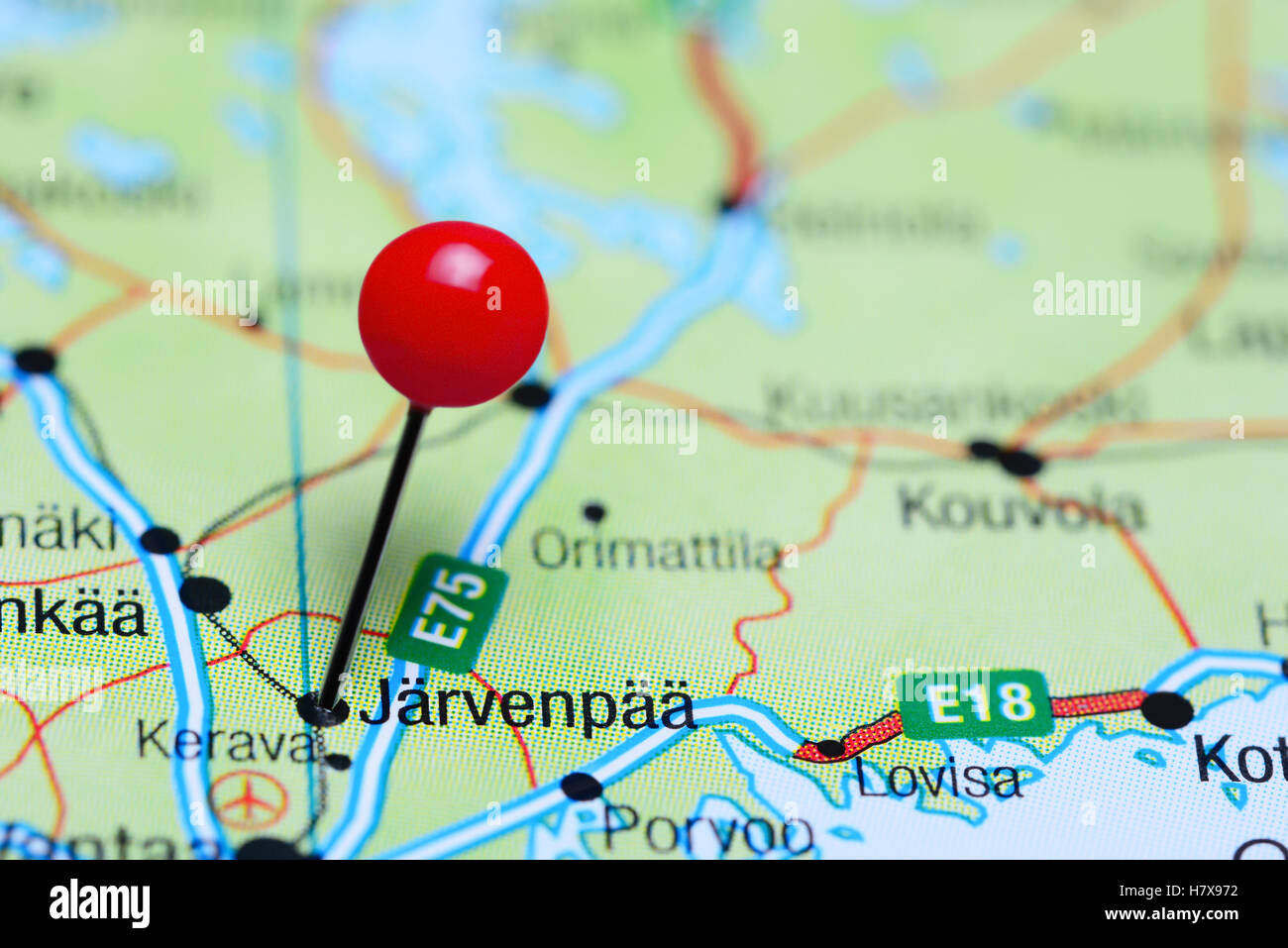 Jarvenpaa Stock Photos Jarvenpaa Stock Images Alamy
