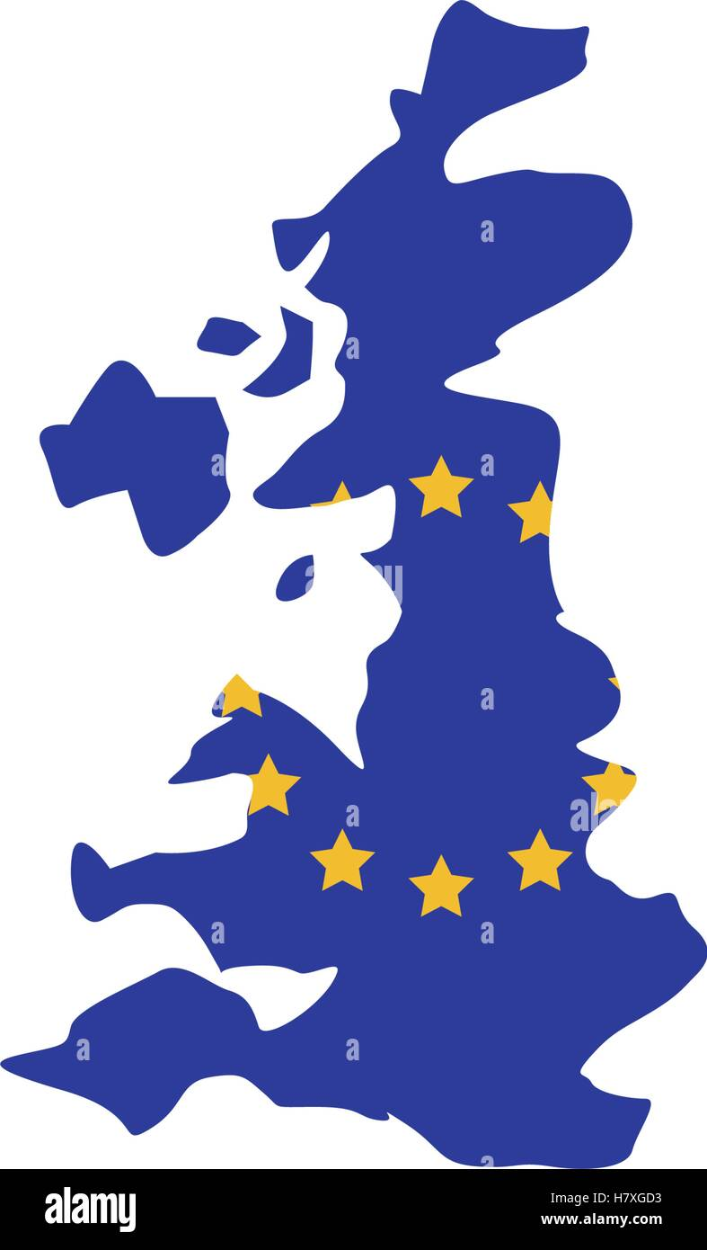 European Union Map Cut Out Stock Images & Pictures - Alamy