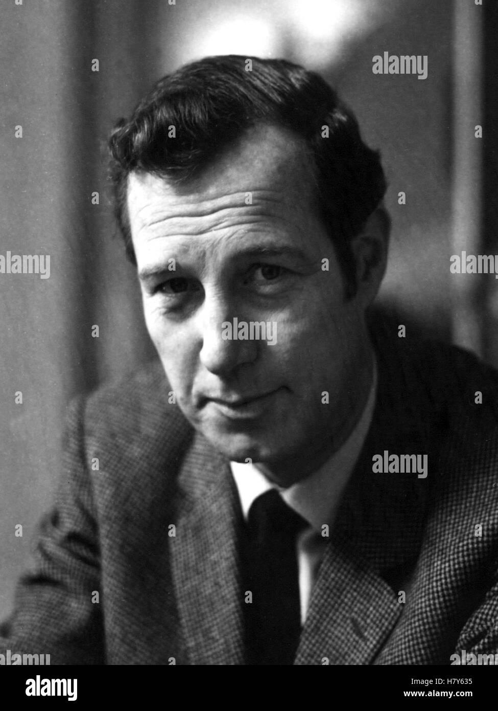 TATORT: Der Mann aus Zimmer 22 / Schweigepflicht, D 1974, HANSJÖRG FELMY Stock Photo