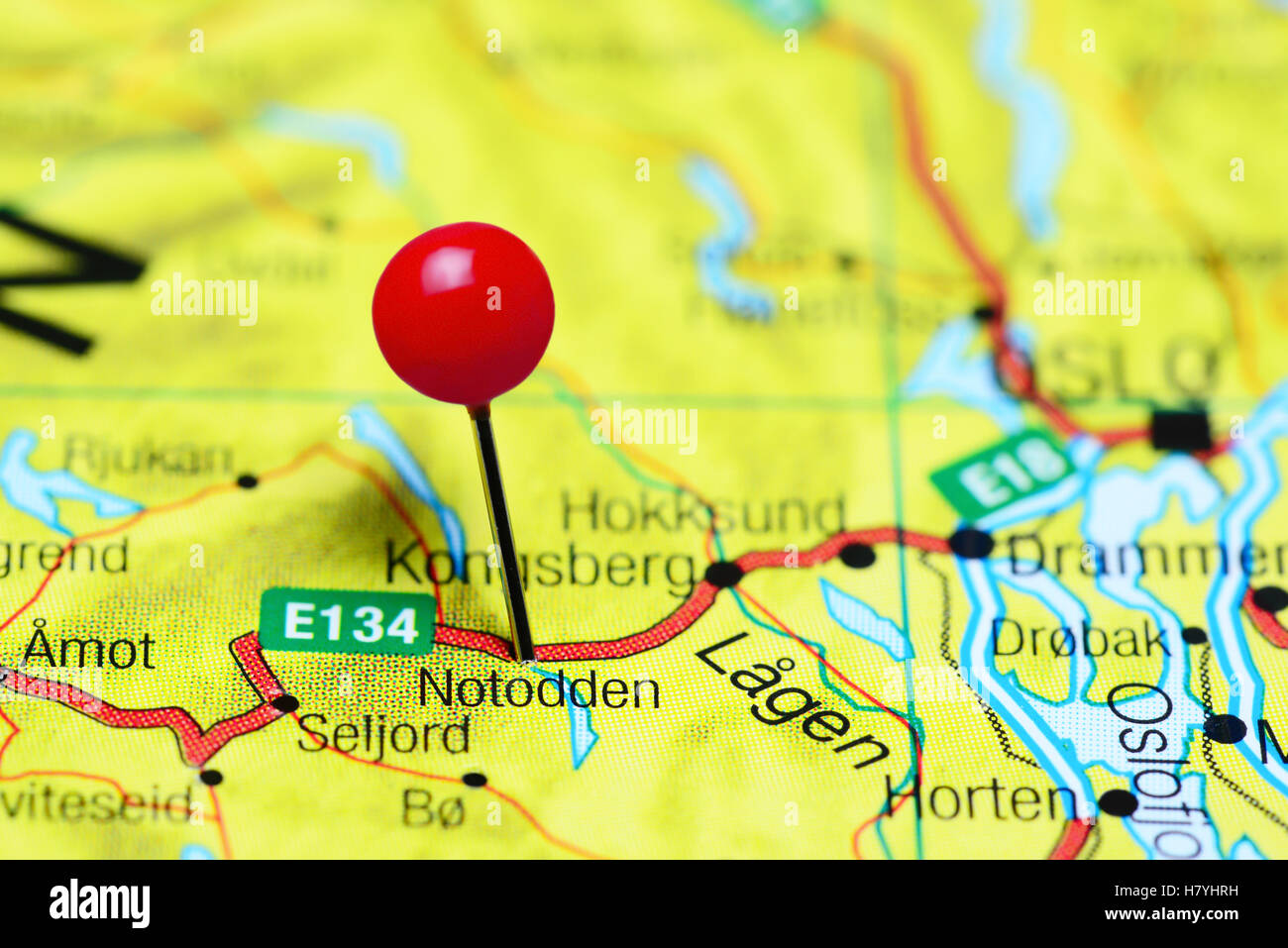 Notodden Stock Photos Notodden Stock Images Alamy