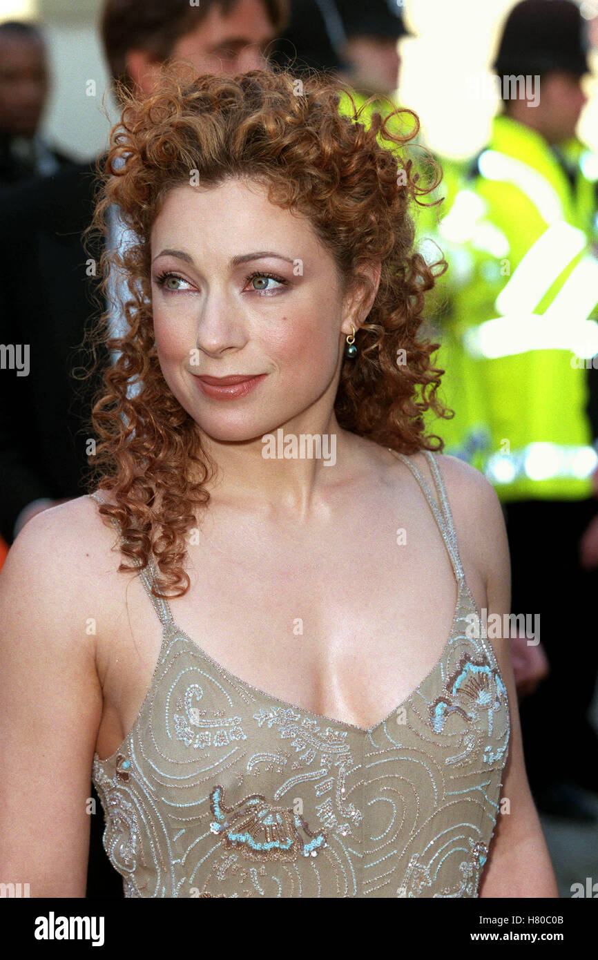 Alex Kingston (II) Nude Photos 10