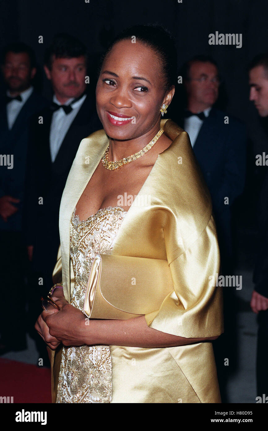BARBARA HENDRICKS  24 May 1999 - Stock Image