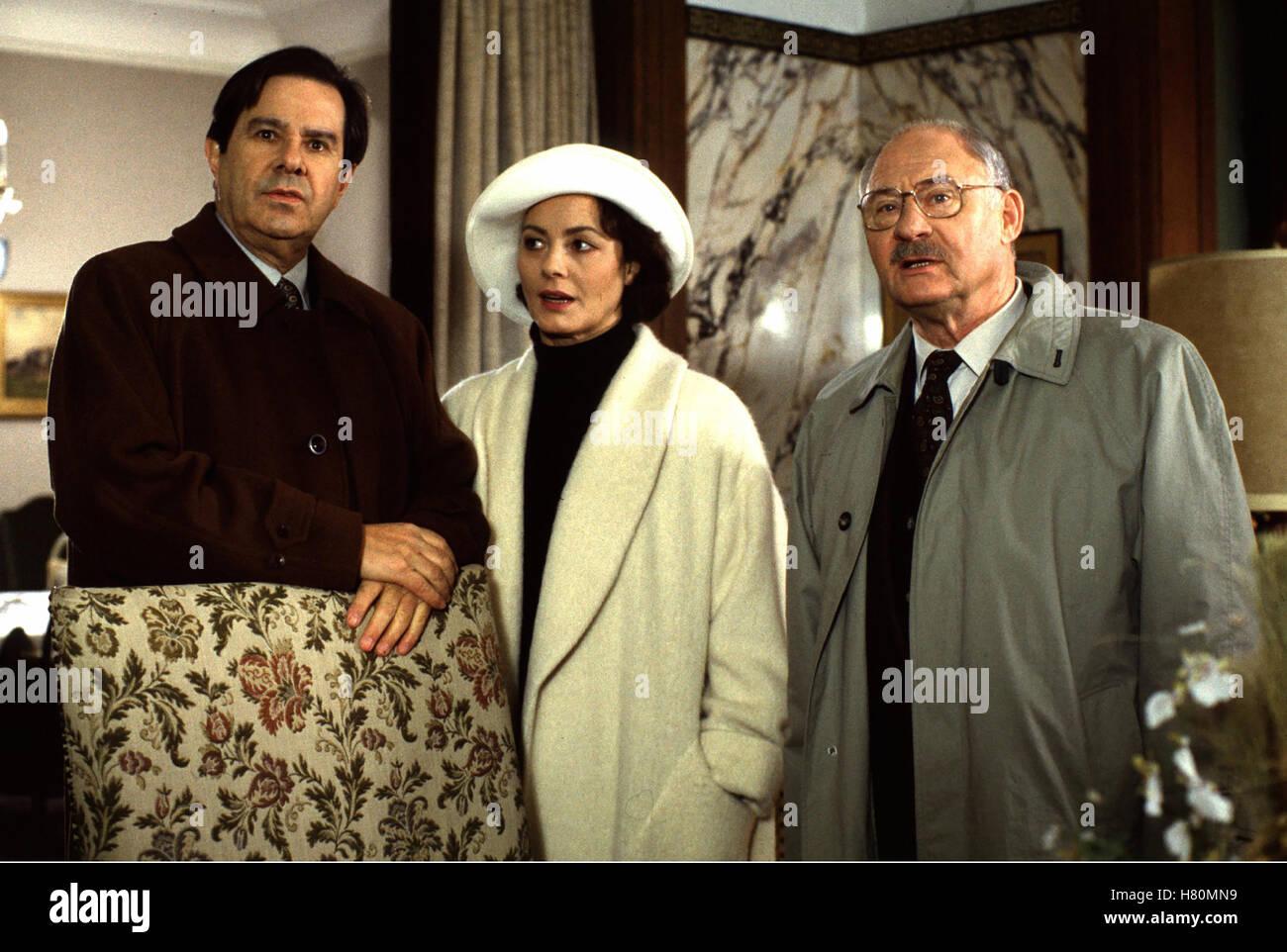 Der Alte: Der Mord gegenüber, D 1995, Regie: Hans-Jürgen Tögel, GERD BALTUS, CHRISTINE BUCHEGGER, - Stock Image