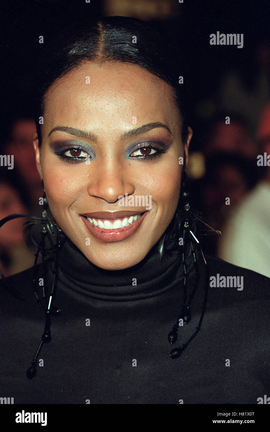 NONA GAYE MUHAMMAD ALI'S 60TH BIRTHDAY KODAK THEATRE LA USA 12 January 2002 - Stock Image