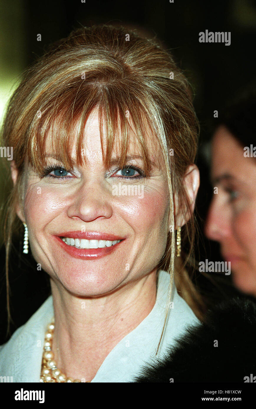 MARKIE POST 'THE COUNT OF MONTE CRISTO' EL CAPITAN THEATRE HOLLYWOOD LOS ANGELES USA 23 January 2002 - Stock Image