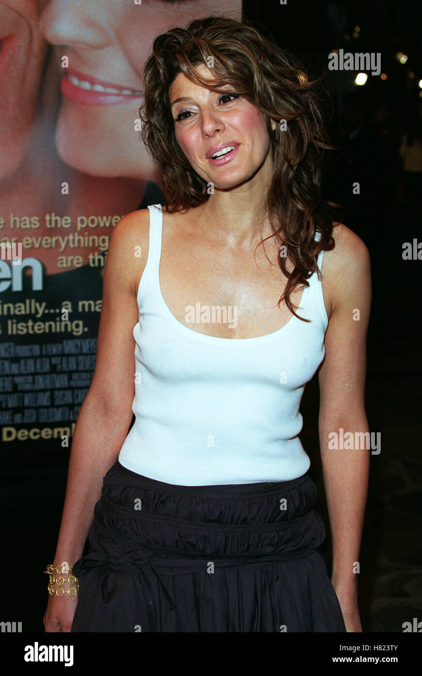 "MARISA TOMEI ""WHAT WOMEN THINK"" LA PREMIER WESTWOOD LA USA 13 December 2000"