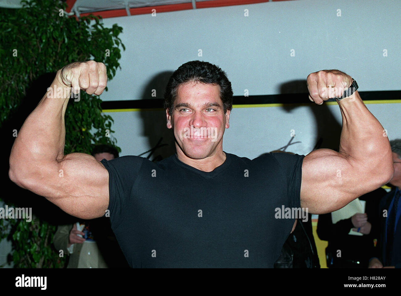 Lou Ferrigno Stock Photos & Lou Ferrigno Stock Images - Alamy