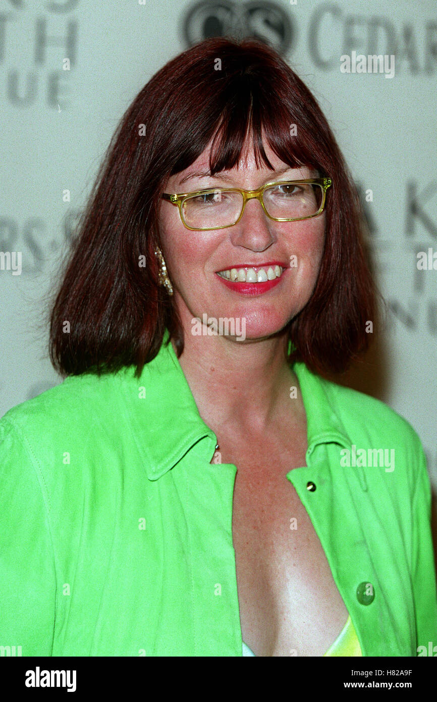 JANET STREET PORTER LOS ANGELES USA 28 March 2000 - Stock Image