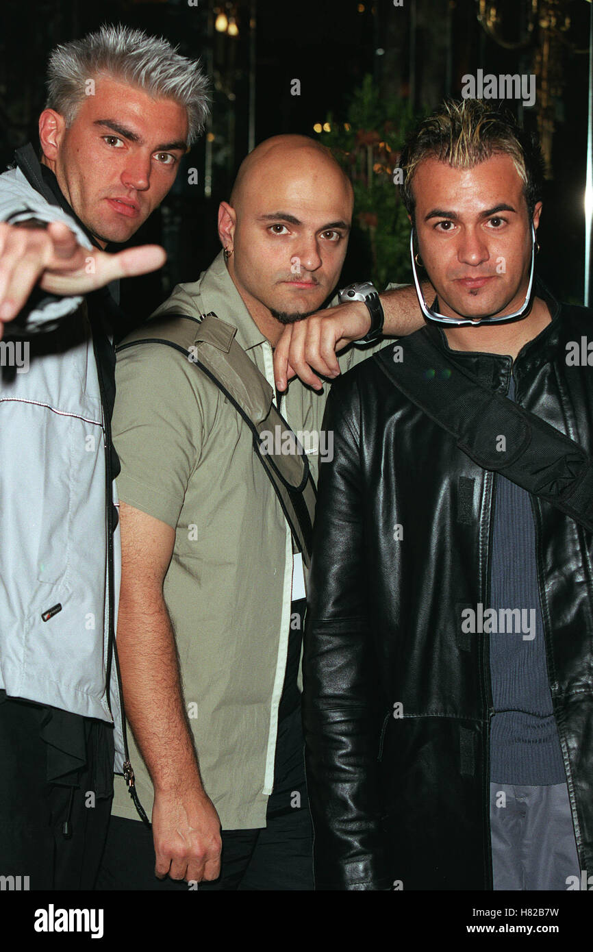 EIFFEL 65 23 May 2000 Stock Photo: 125442573 - Alamy