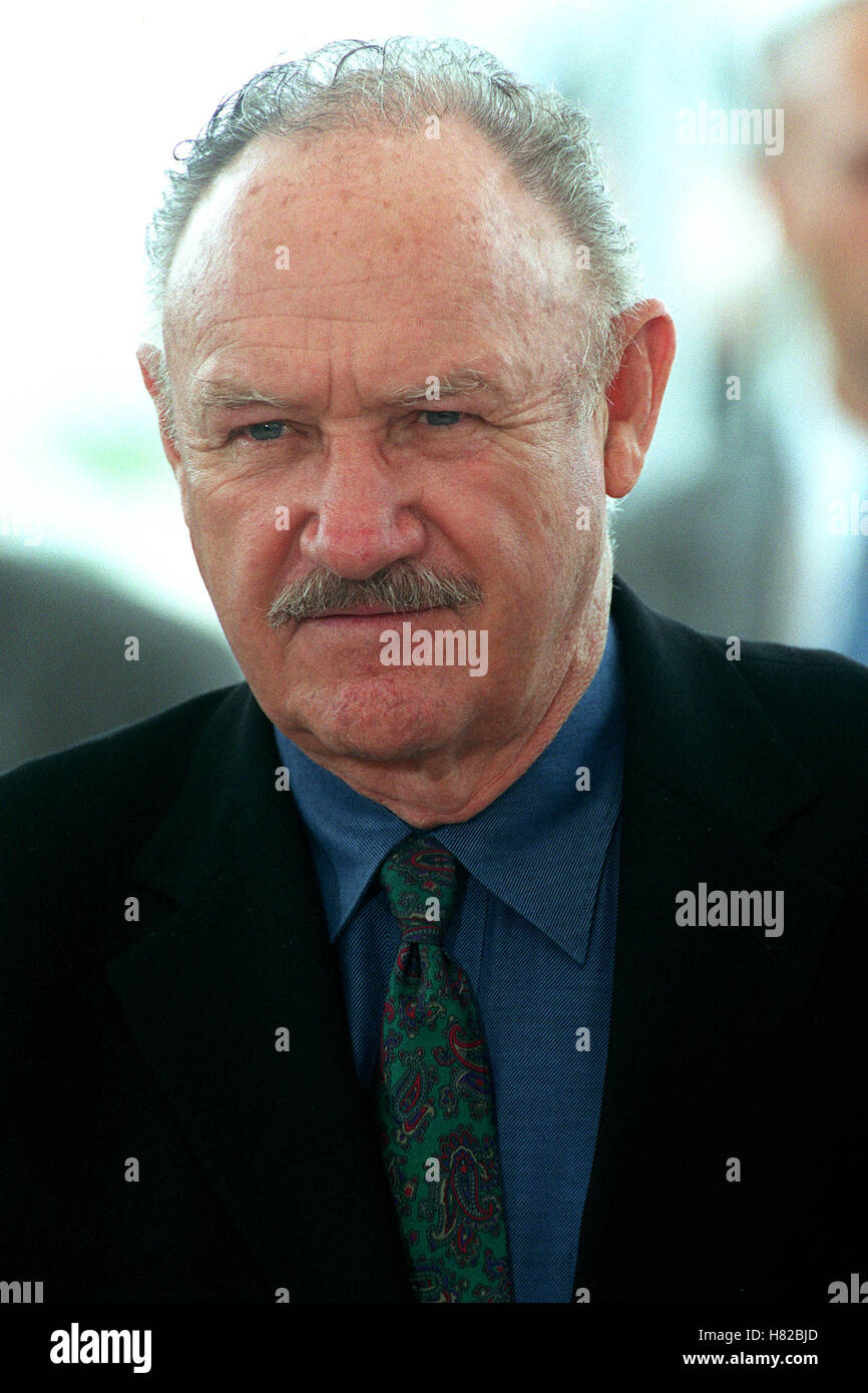 Gene Hackman Stock Photos Amp Gene Hackman Stock Images Alamy
